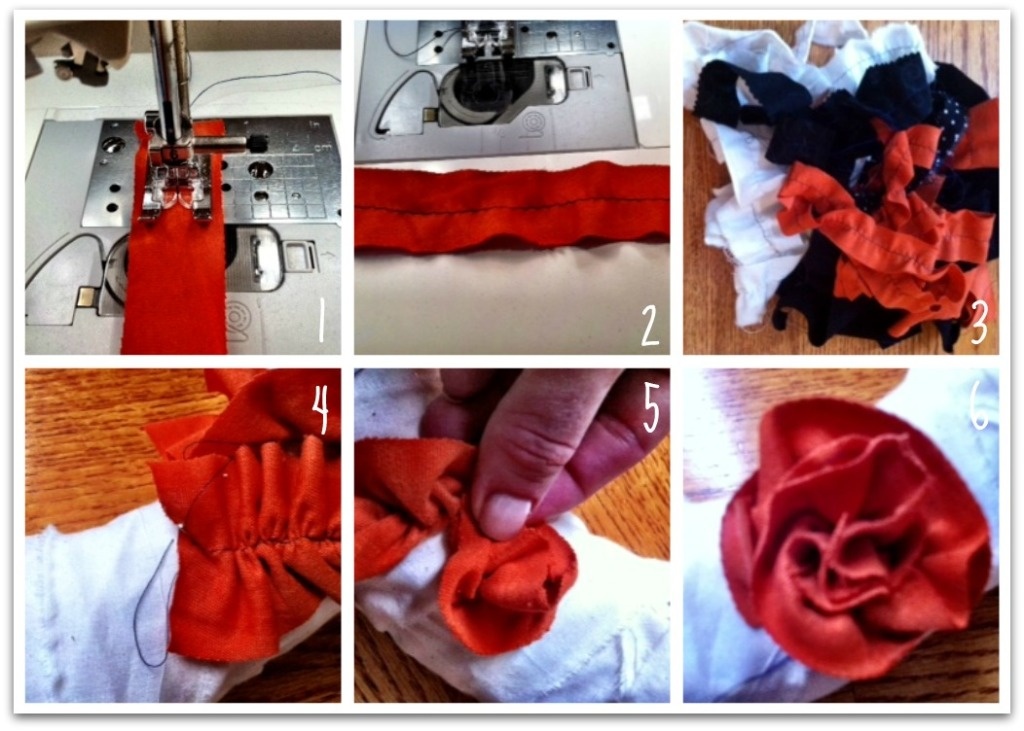 Halloween Wreath How To -The Sewing Loft