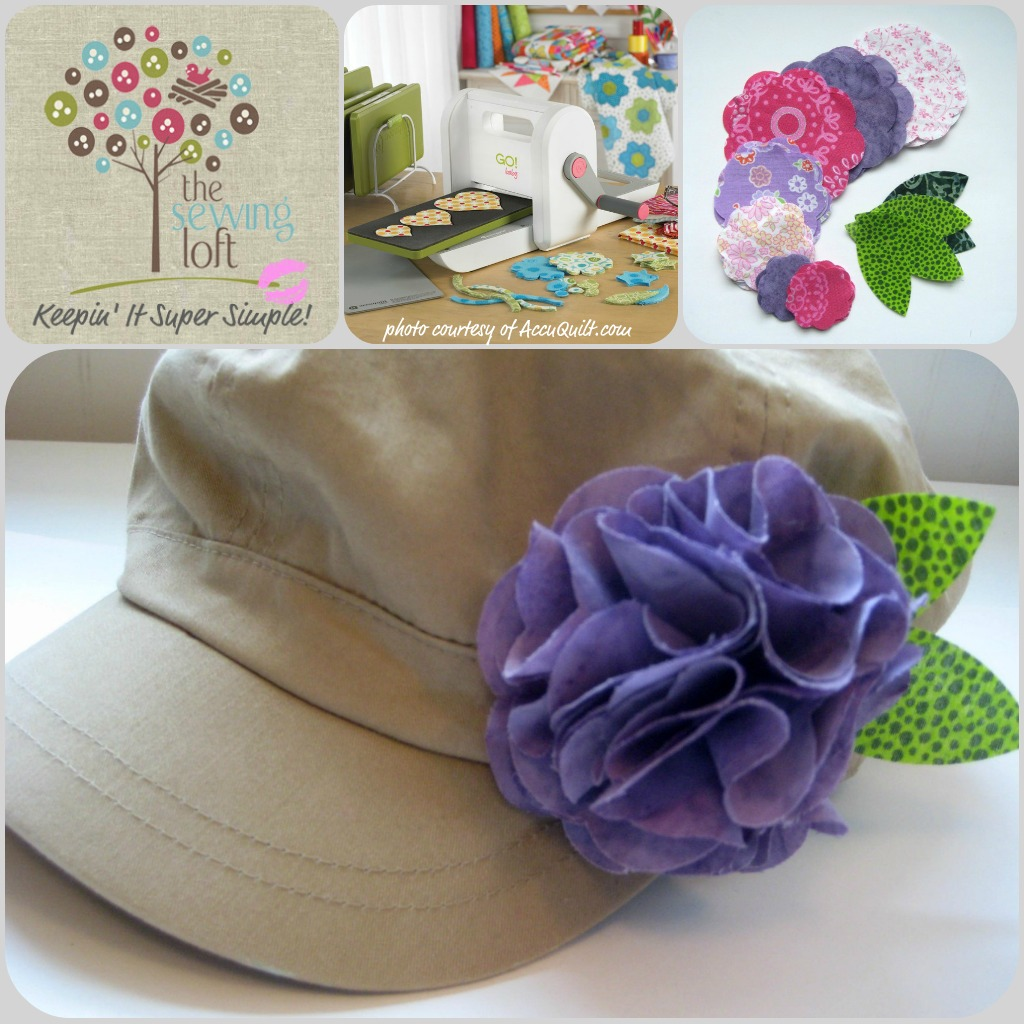 Kiss how to fabric flower brooch the sewing loft this mightylinksfo
