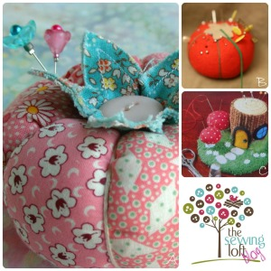 Pin Cushion - The Sewing Loft
