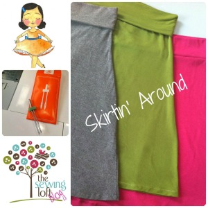 Knock Off your Favorite Skirt -The Sewing Loft